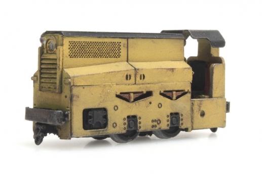 Artitec - Grubenbahnlok Deutz GZ30B (H0f)