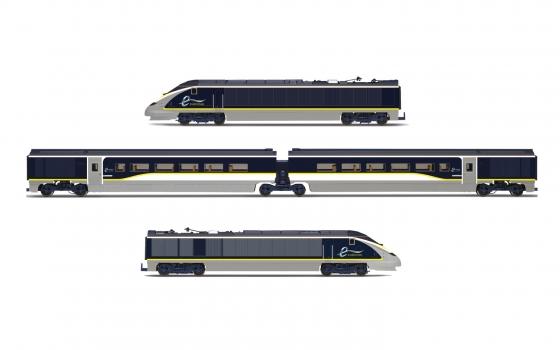 Hornby - Eurostar, Class 373/1 e300 Zugset