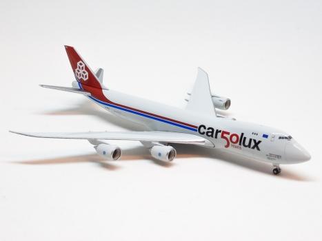HERPA - Boeing 747-8F Cargolux 50th anniversary