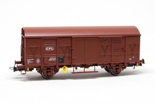 Rivarossi - CFL, geschlossener Güterwagen (H0)
