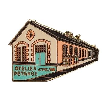 Pin - Atelier Pétange CFL (Luxembourg)
