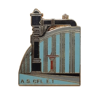 Pin - A.S. CFL E.1 (Luxembourg)