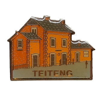 Pin - Gare Teiteng CFL (Luxembourg)