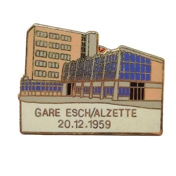 Pin - Gare Esch/Alzette CFL (Luxembourg)