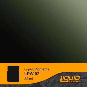 Lifecolor - Liquid Pigments LPW02 Black Umber