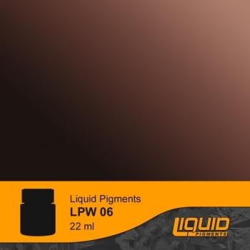 Lifecolor - Liquid Pigments LPW06 Deep Rust