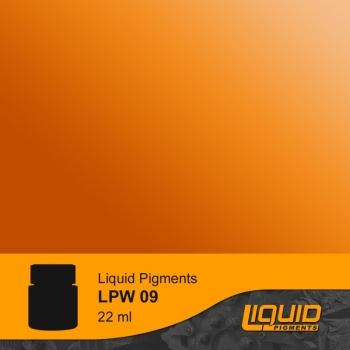 Lifecolor - Liquid Pigments LPW09 Orange Marks