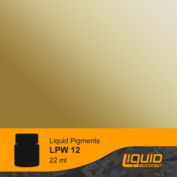 Lifecolor - Liquid Pigments LPW12 Road Dust