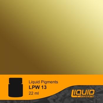 Lifecolor - Liquid Pigments LPW13 Light Earth