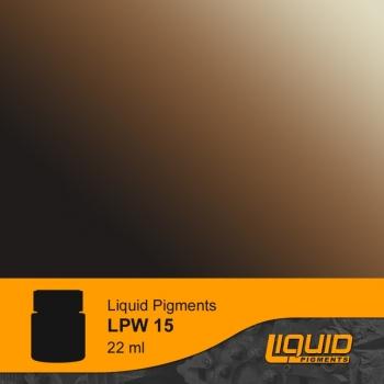 Lifecolor - Liquid Pigments LPW15 Soot