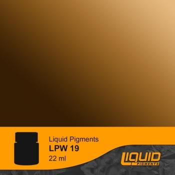 Lifecolor - Liquid Pigments LPW19 Wooden Deck Shadower