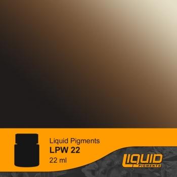 Lifecolor - Liquid Pigments LPW22 Carriage Grime