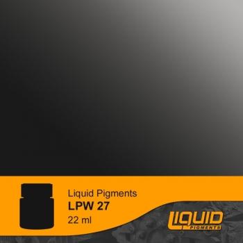 Lifecolor - Liquid Pigments LPW27 Grey liner