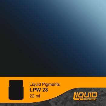 Lifecolor - Liquid Pigments LPW28 Payne Grey Liner