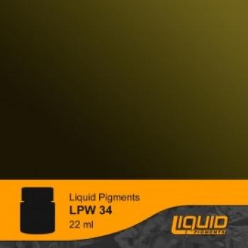 Lifecolor - Liquid Pigments LPW34 Green Shadow