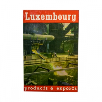 Luxembourg produit & exports (Buch)