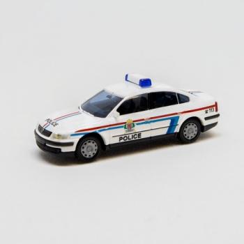 Police - Luxembourg (VW Passat)