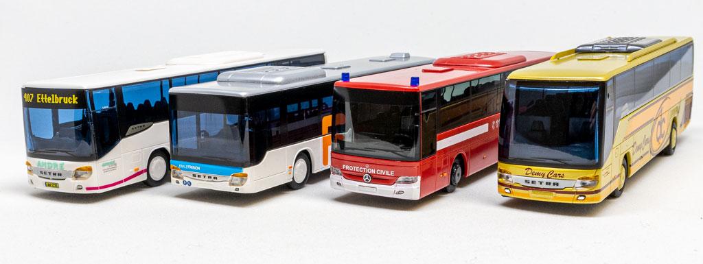 1//87 Rietze Ford Transit 06 CGDIS Luxemburg 52537